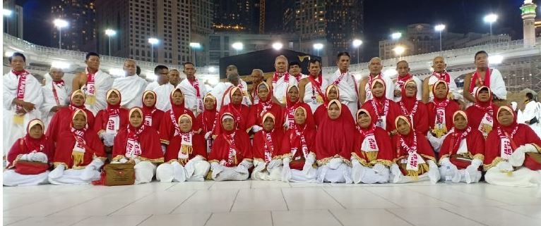 ITINERARY PERJALANAN UMROH  REGULER 9 Hari TAKE OFF MADINAH